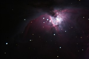 M42 Orion's Nebula (Guided)