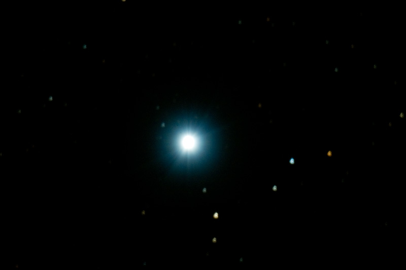 Google Sky Sirius Star