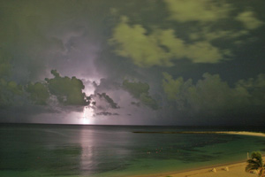 Lightning Over Atlantis