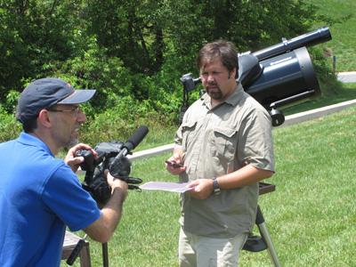Steve Arnold of Meteorite Men