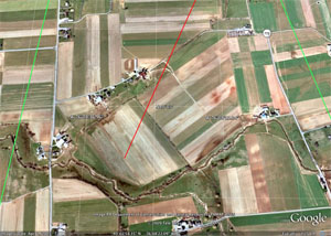Mason Dixon Meteor - Green Zone Sector B