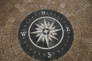 Stone Compass