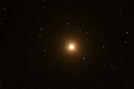 Betelgeuse - November 17th, 2009