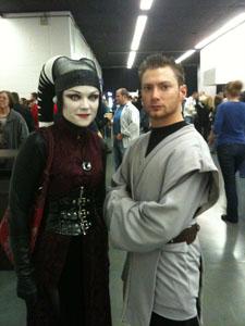 Jedi Couple
