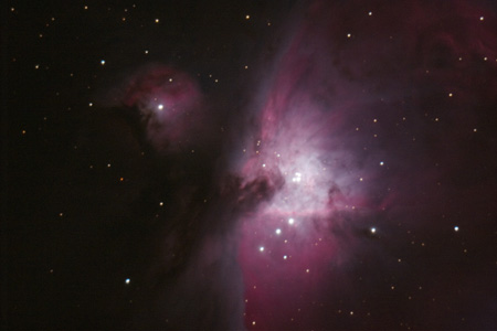Orion's Nebula - November 7th, 2009
