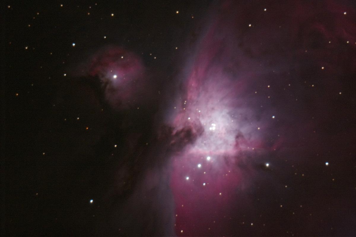from small telescope orion nebula - photo #28