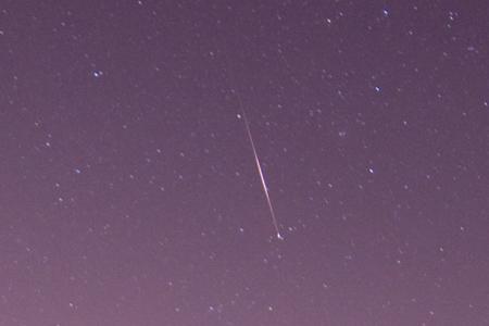 Meteor or Iridium Flare?