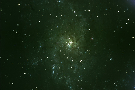 M33 The Triangulum Galaxy - December 20th, 2009