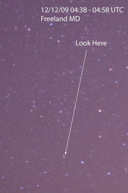 Satellite Astrophoto