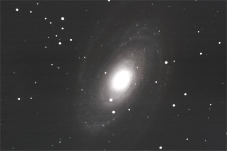 Bode's Galaxy M81 - February 13th, 2010