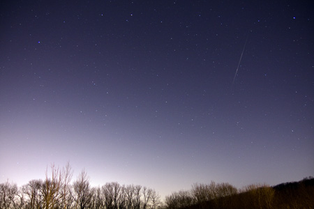 Meteor Spear - February 12th, 2010