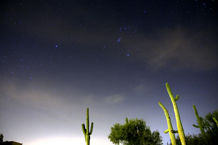 Orion From Tucson - February 5th, 2010