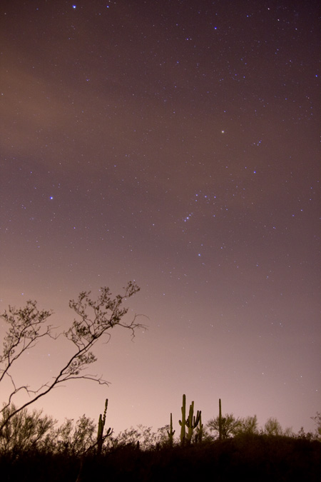 Orion Tucson - February 5th, 2010