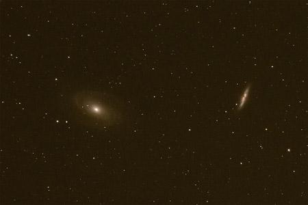M81 & M82 - April 18th, 2010