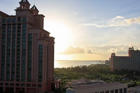 Atlantis Sun Rise