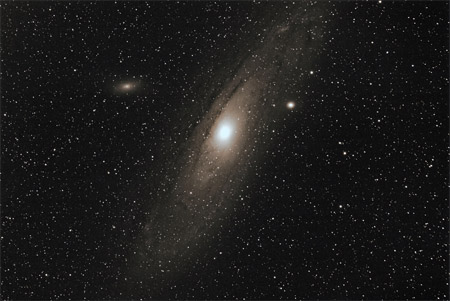 Andromeda Galaxy - Sept 6th, 2010