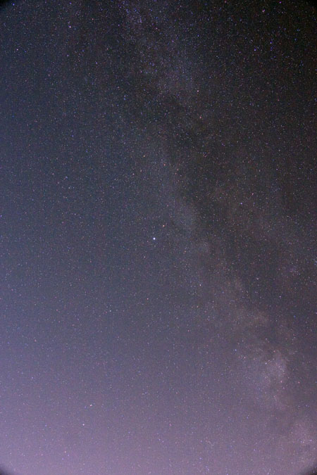 Milkyway and Altair - July 4th, 2010 1:31 AM