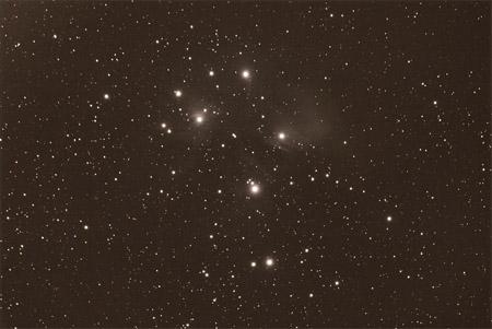 Pleiades - September 6th, 2010