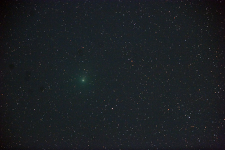 Comet Hartley 2 - Hartley 103/P - October 22, 2010 16:58 UTC