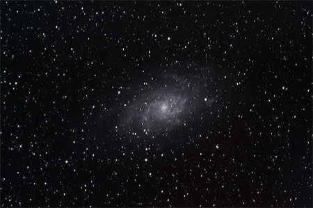 M33 The Triangulum Galaxy - November 2nd, 2010