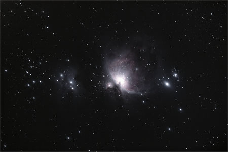 The Great Orion Nebula - November 2nd, 2010