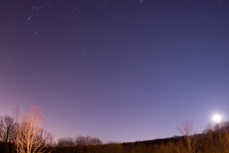 Doubel Geminid - December 15th, 2010