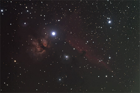 Horsehead Nebula - November 11th, 2010