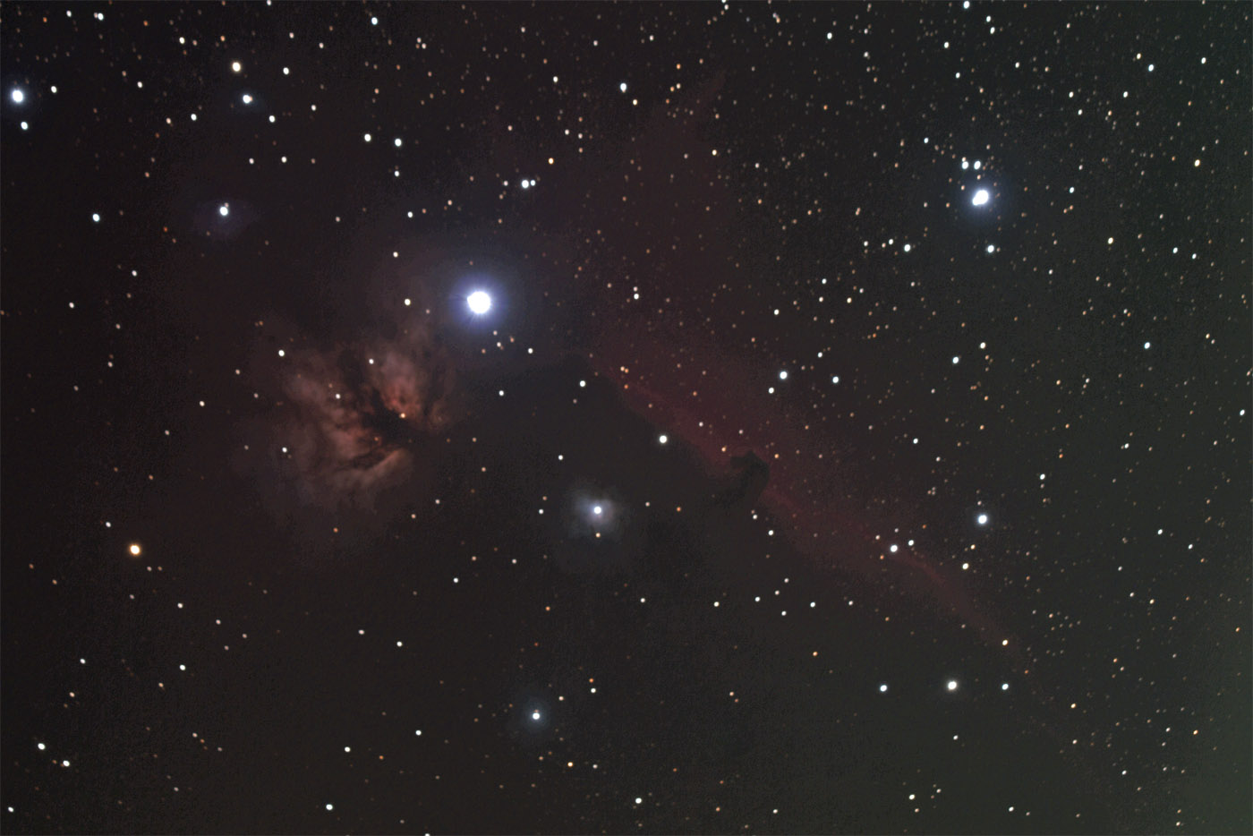 telescope horsehead nebula - photo #12