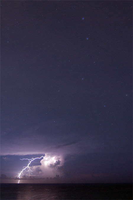 Lightning, Atlantis Bahamas - July 25th, 2011