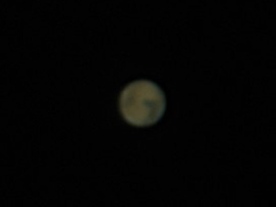 Mars - March 6th, 2012 - 04:13 UT
