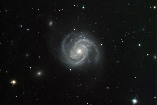 Messier 100 - February 26, 2012