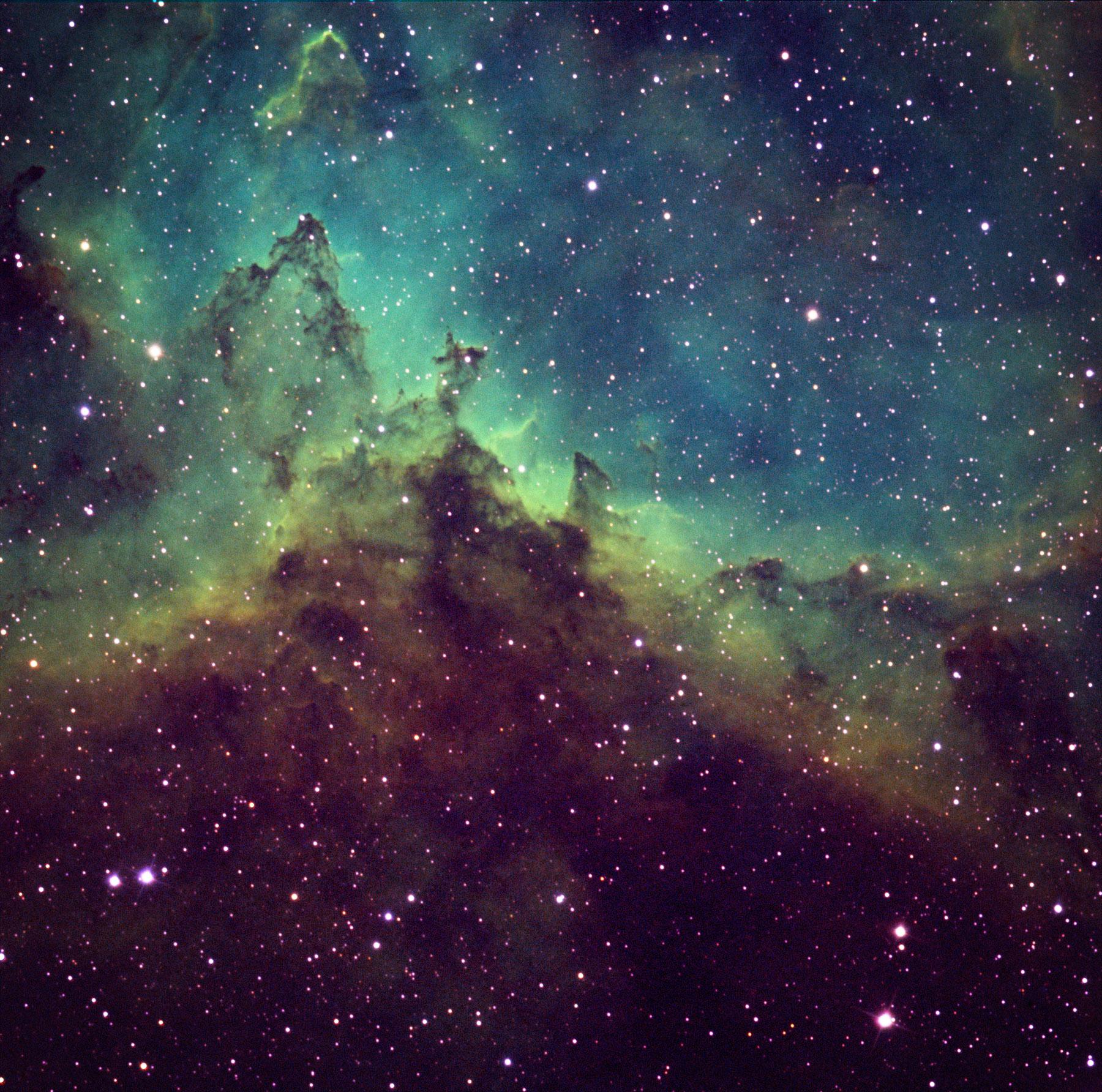 Nebula - Mike's Astro Photos