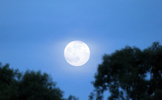 Super Moon - June 22nd, 2013