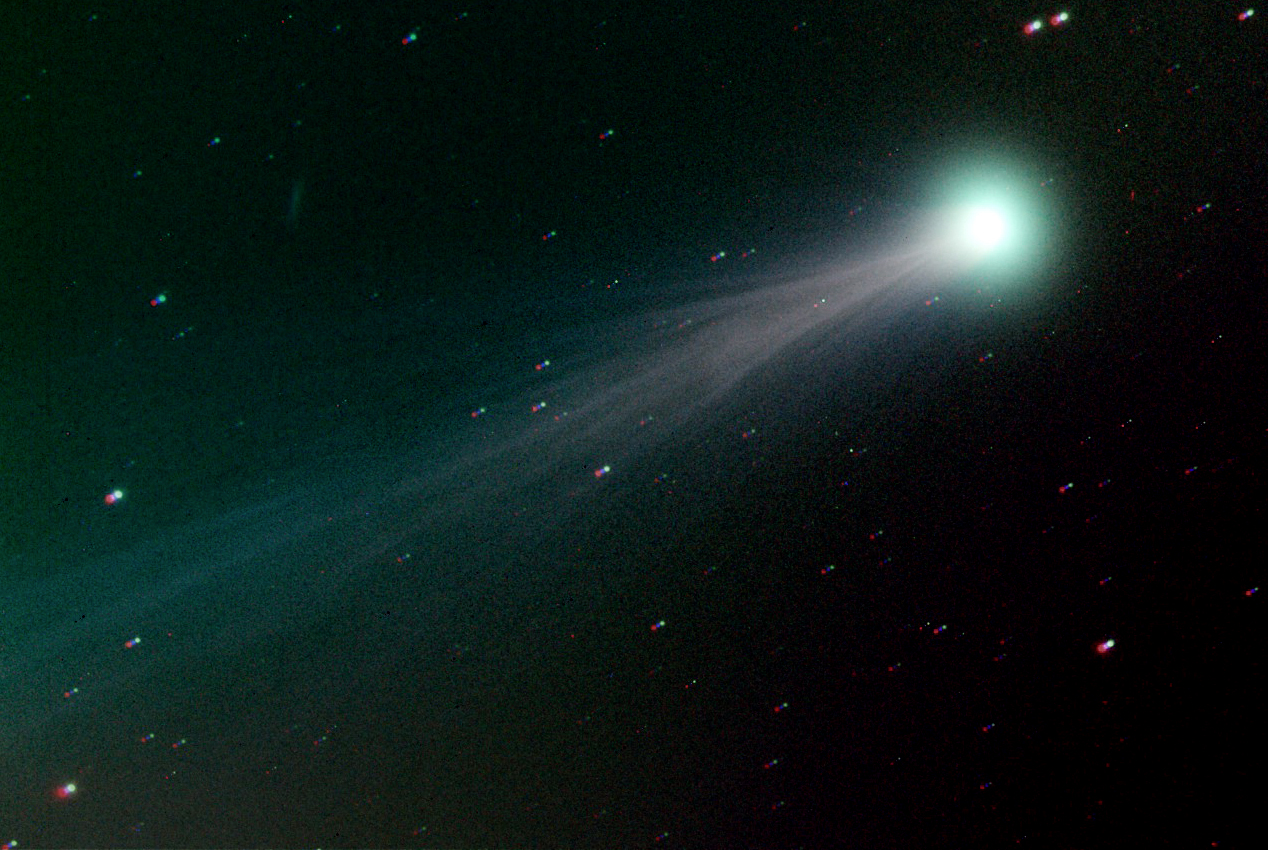 Comet ISON Still Shining - Mike's Astro Photos